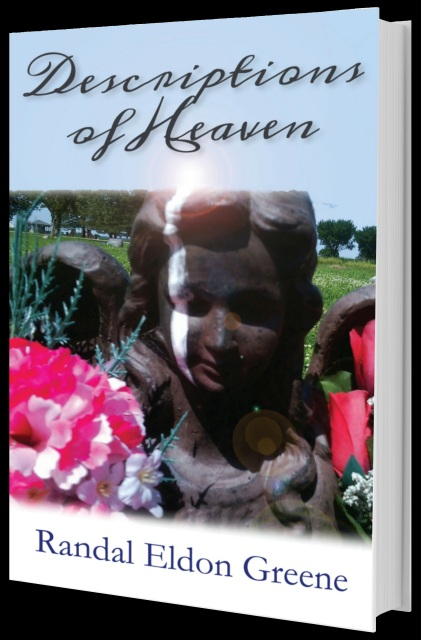 Descriptions of Heaven 3D image black background.