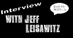 Jeff Leisawitz interview literary fiction writer Randal Eldon Greene.