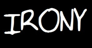 Irony a short story by Randal Eldon Greene published in 3:AM Magazine