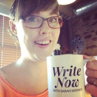 Sarah Werner Write Now Podcast