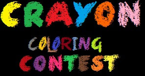 Crayon Coloring Contest