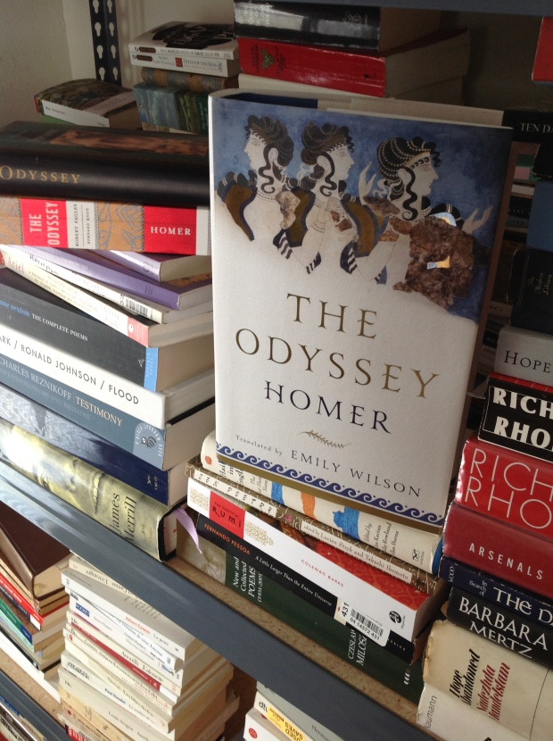 The Odyssey by Homer translated by Emily Wilson