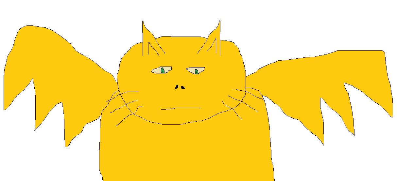 The Bat-Cat God