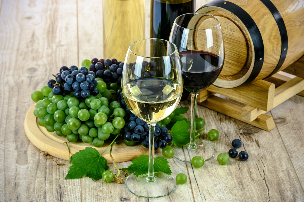 Wine and Wine Grapes
