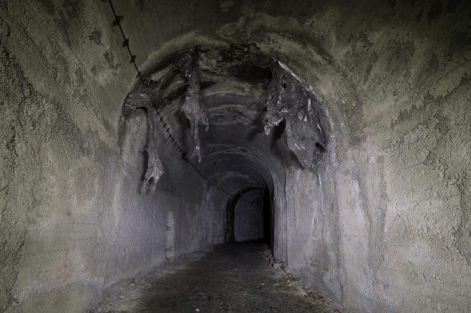 Creepy Tunnel