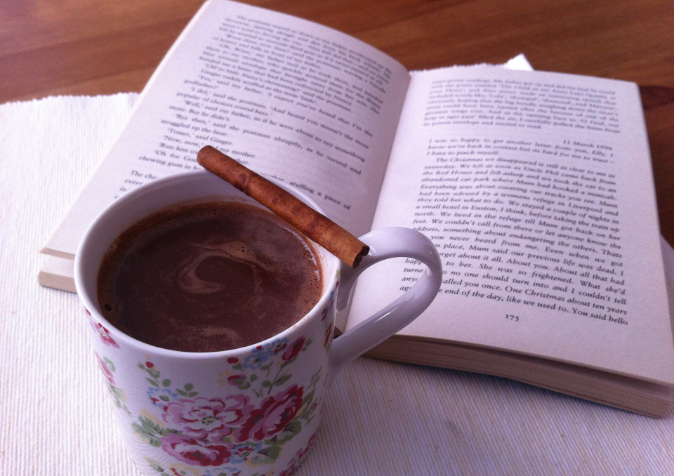 Hot Cocoa and a Good Book