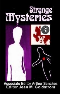 Strange Mysteries 8 - Whortleberry Press