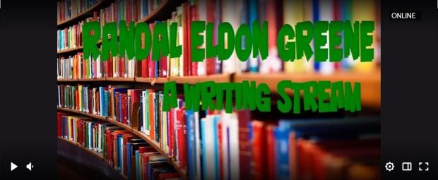 Randal Eldon Greene Twitch Stream