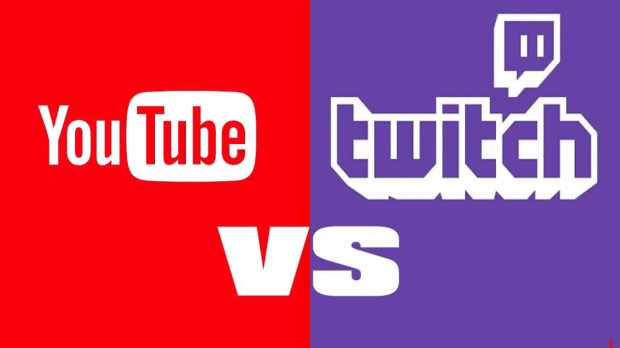 Twitch VS YouTube