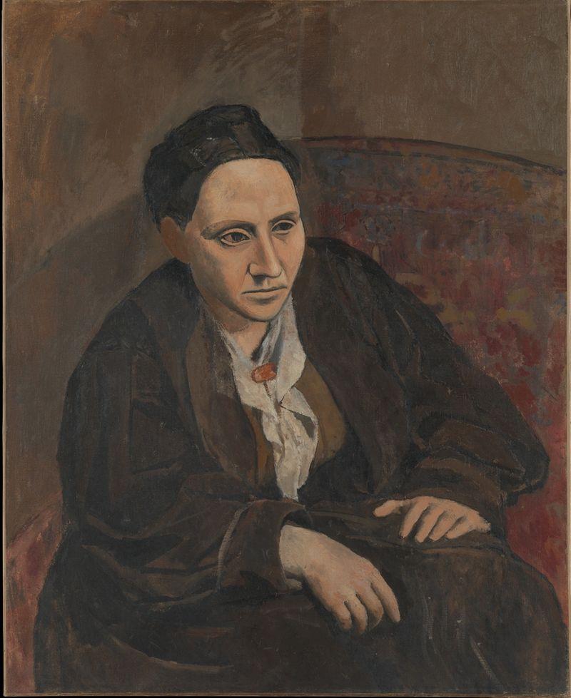 Pablo Picasso -GertrudeStein